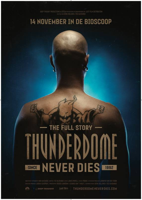 Poster Thunderdome Never Dies