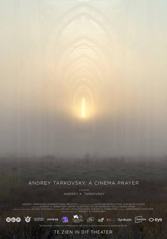 Poster Andrey Tarkovsky: A Cinema Prayer