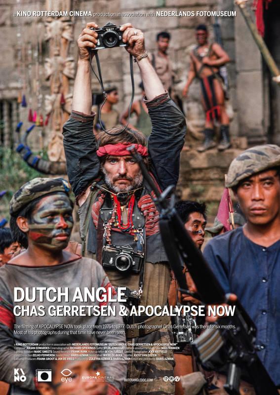 Poster Dutch Angle: Chas Gerritsen & Apocalypse Now