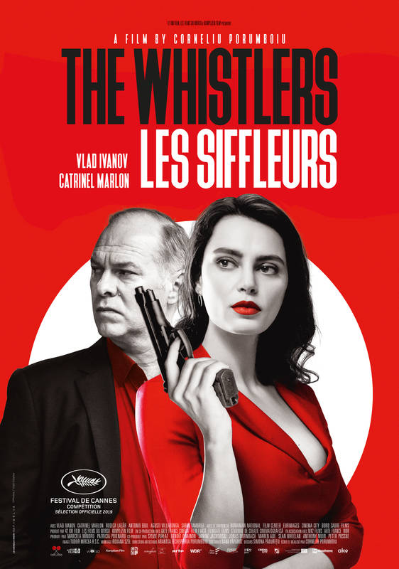 Poster The Whistlers