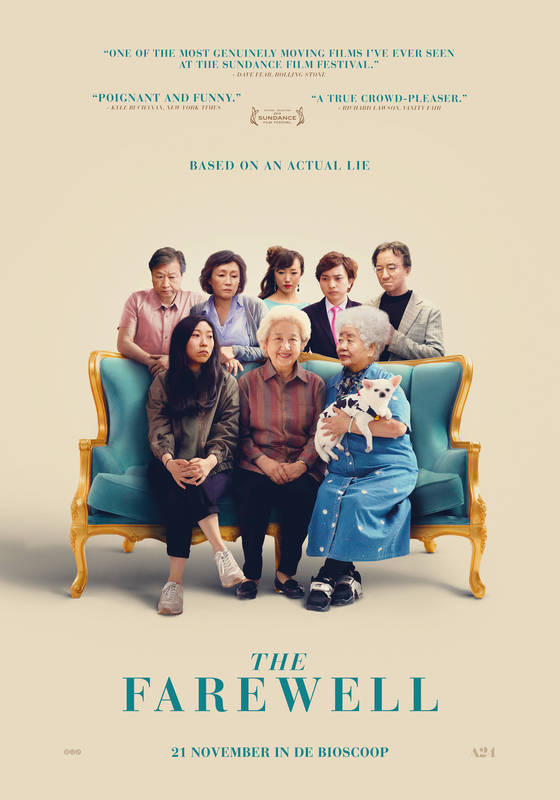 Poster The Farewell