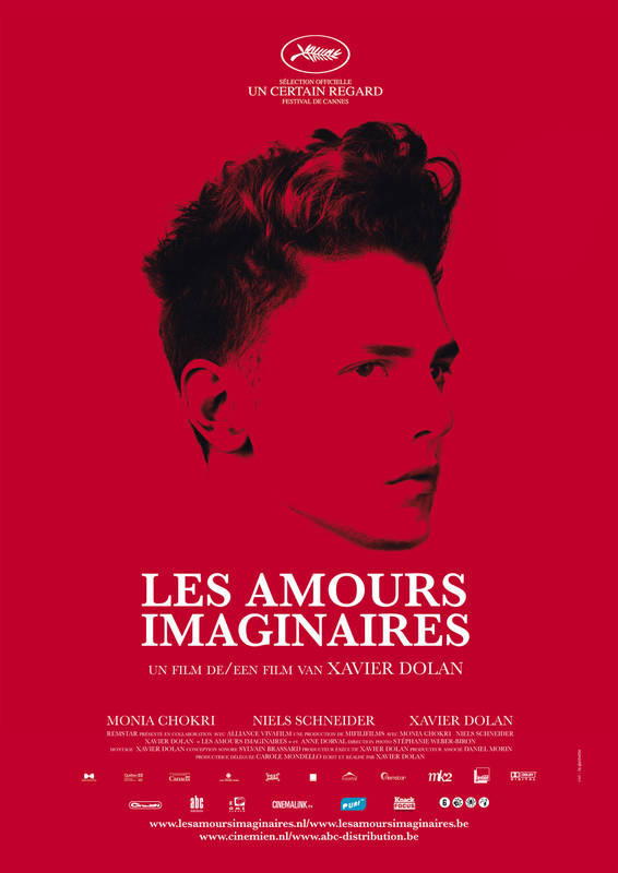 Poster Les Amours Imaginaires