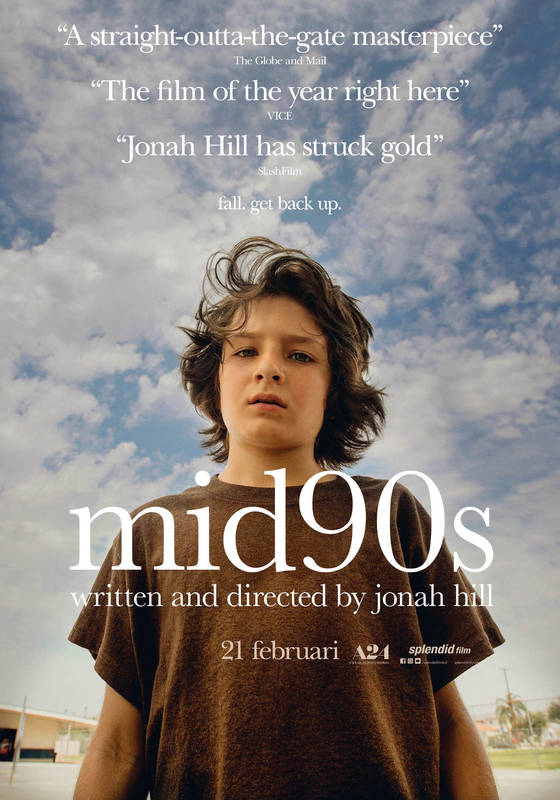 Poster Mid90s