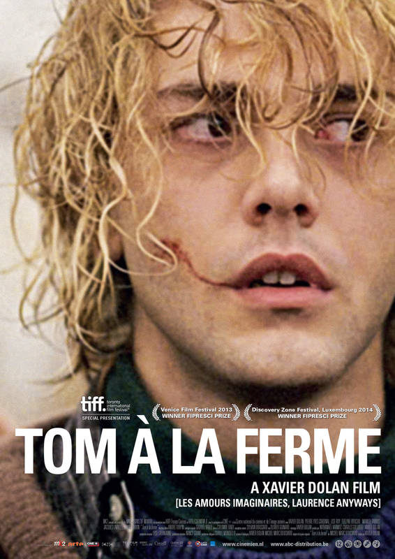 Poster Tom à la Ferme