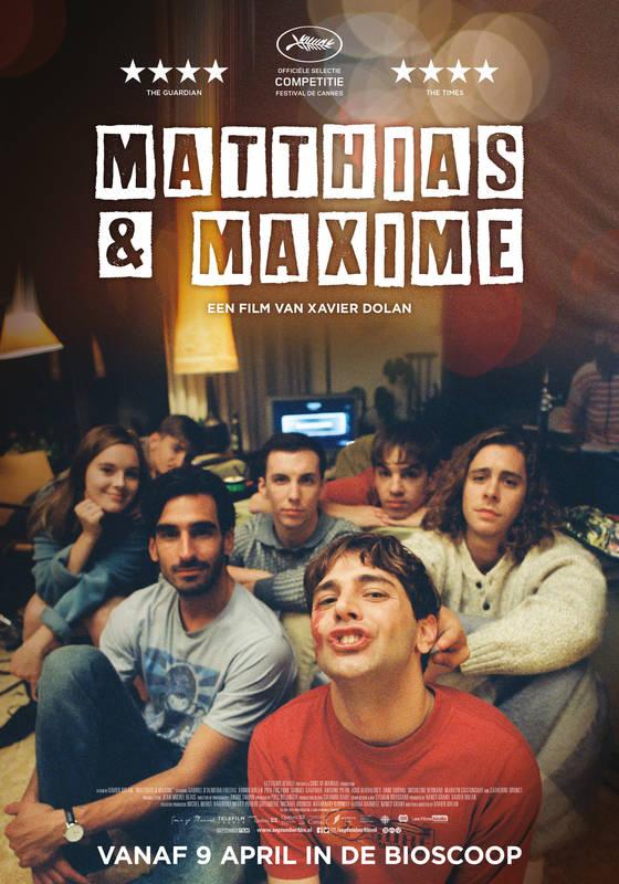 Poster Matthias et Maxime
