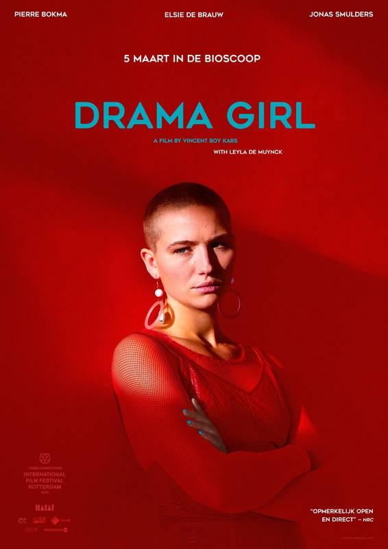 Poster Drama Girl