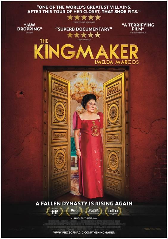 Poster Imelda Marcos: The Kingmaker