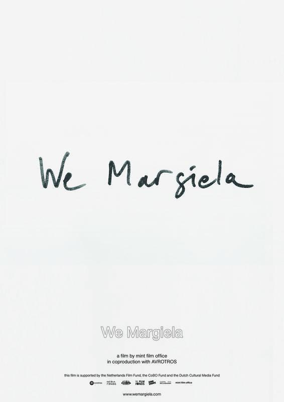 Poster We Margiela