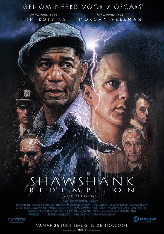 Poster The Shawshank Redemption (25th Anniversary)