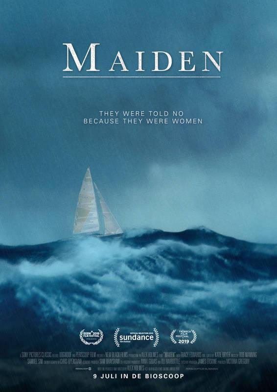 Poster Maiden