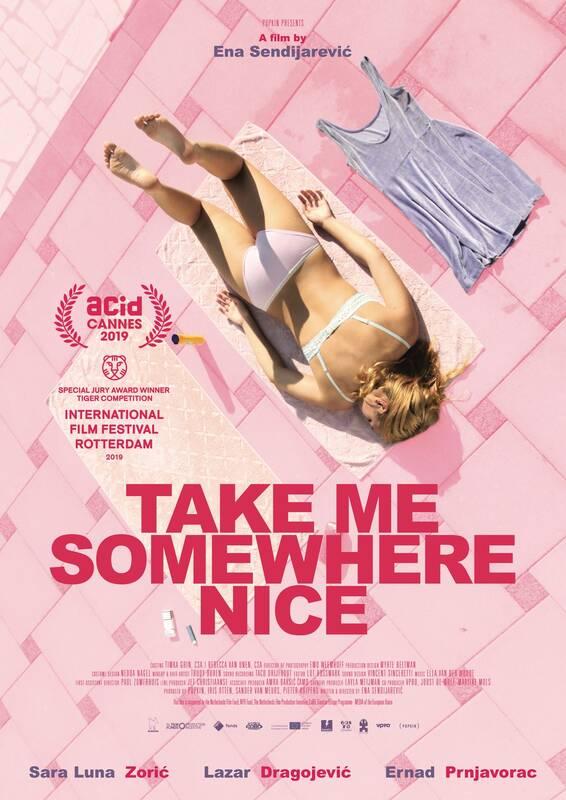 Poster Take Me Somewhere Nice
