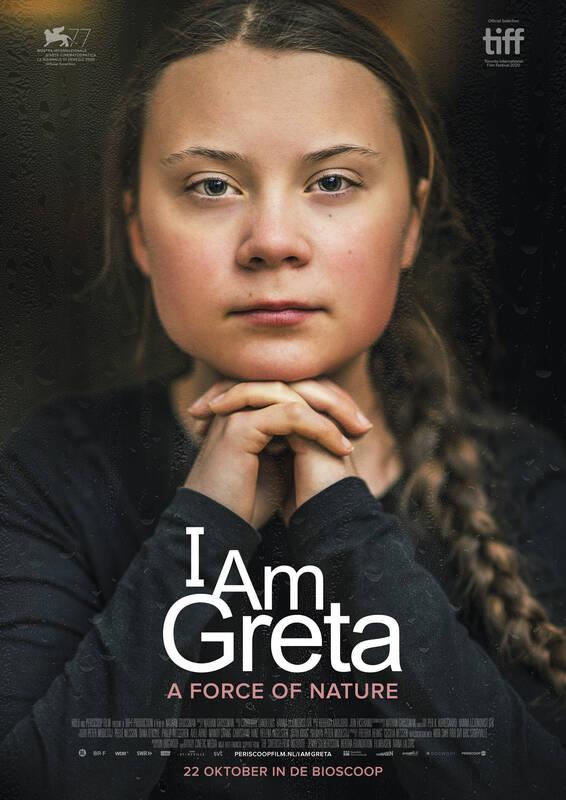 Poster I Am Greta