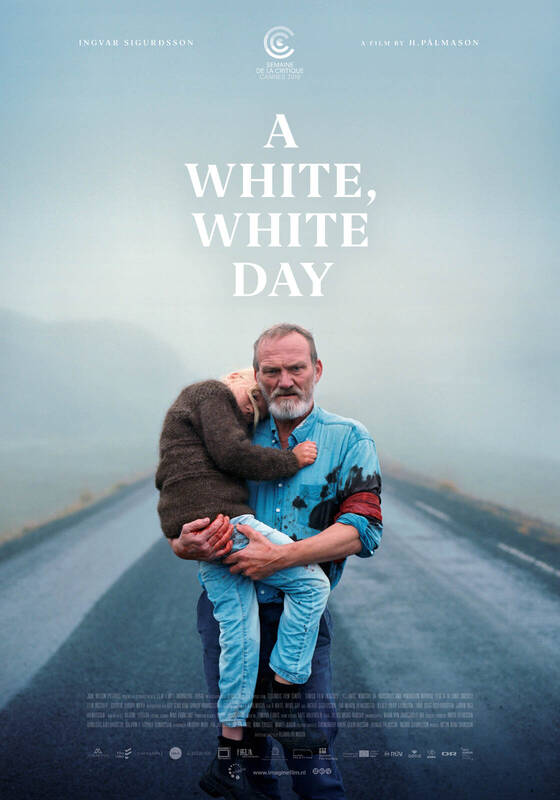 Poster A White, White Day