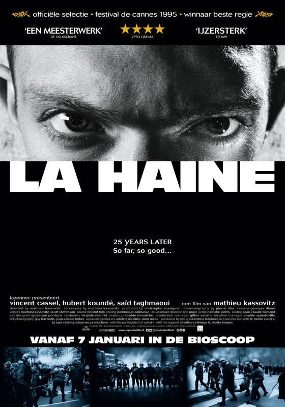 Poster La Haine