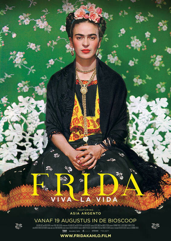 Poster Frida Kahlo: Viva La Vida