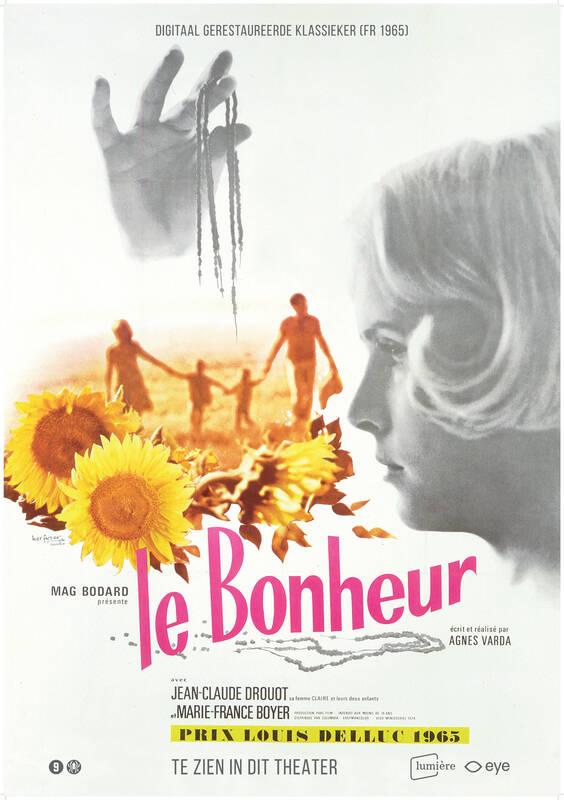 Poster Le Bonheur