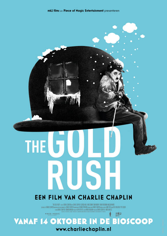 Poster The Gold Rush