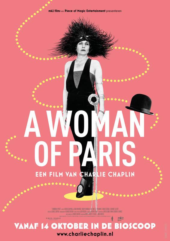 Poster A Woman Of Paris