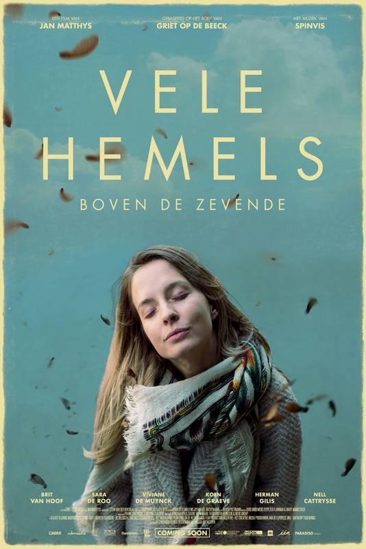 Poster Vele Hemels