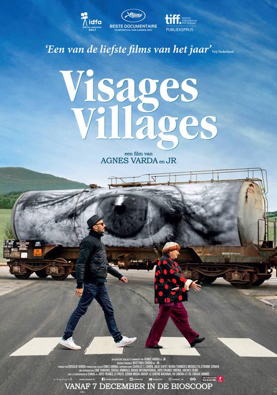 Poster Visages Villages