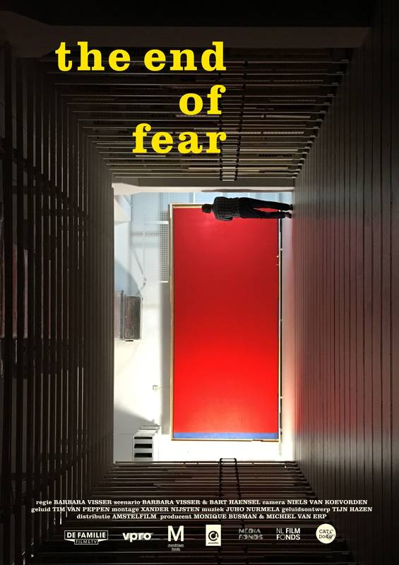Poster The End Of Fear
