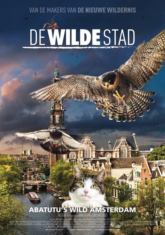 Poster De Wilde Stad