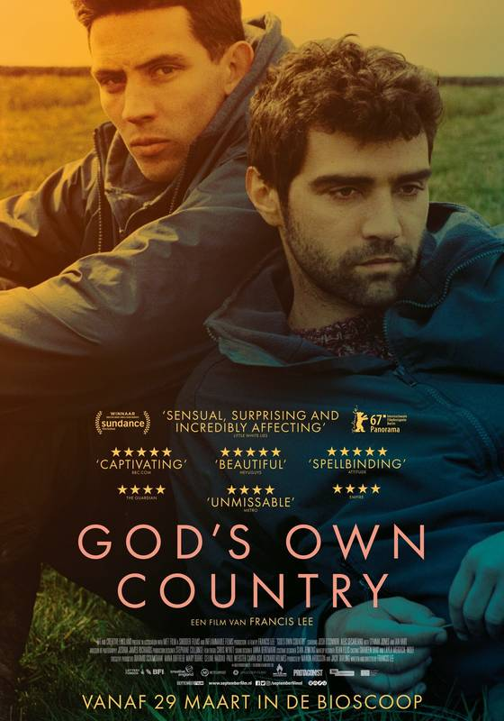 Poster God's Own Country