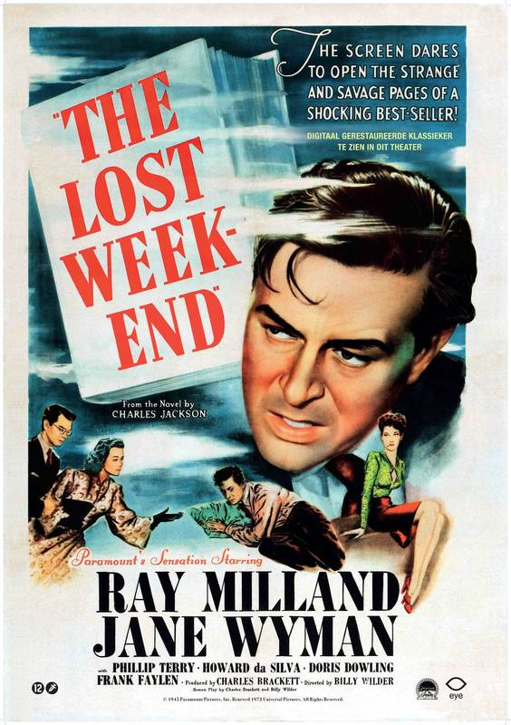 Poster The Lost Weekend